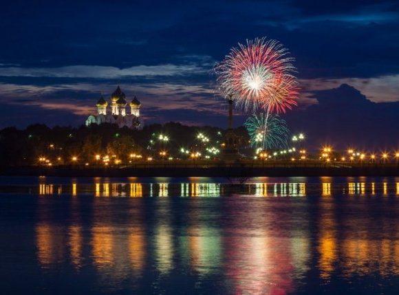 Поздравления в связи с Днем города Ярославля