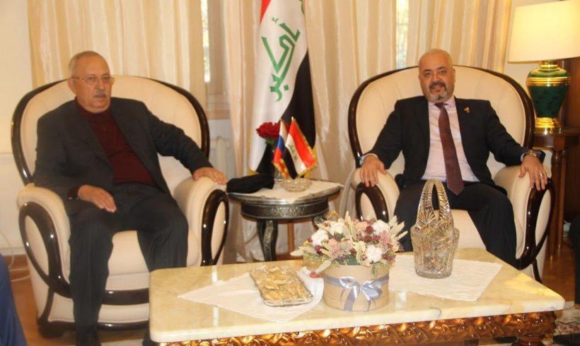 Новая встреча с Послом Республики Ирак в России