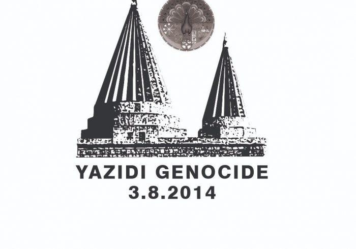 Заявление посвященное пятой годовщине геноцида народа езидов в Ираке