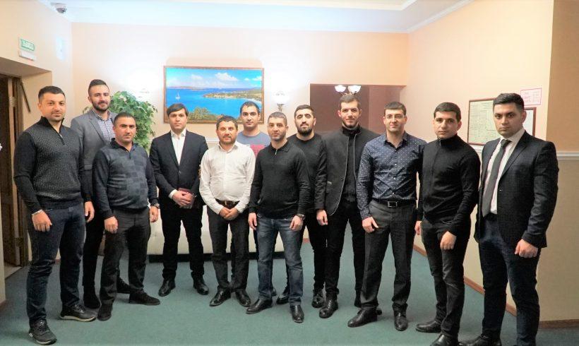 О встрече с представителями езидской диаспоры г. Новосибирска
