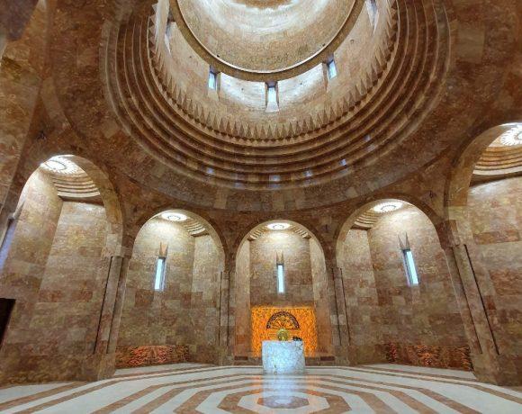 СИМВОЛ ДУХОВНОГО ВОЗРОЖДЕНИЯ (к первой годовщине открытия крупнейшего езидского храма в Армении)