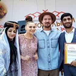 """Тульское региональное отделение """"Езидского конгресса"""" приняло участие в фестивале «Национальный квартал»."""