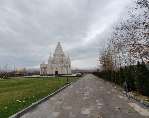 СИМВОЛ ДУХОВНОГО ВОЗРОЖДЕНИЯ (к первой годовщине открытия крупнейшего езидского храма в Армении). ЧАСТЬ 2