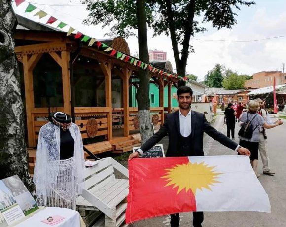 Тульское региональное отделение «Езидского конгресса» приняло участие в Межрегиональном фестивале национальных культур
