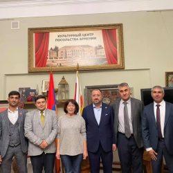 В Москве состоялся вечер, посвященный армяно-езидской дружбе